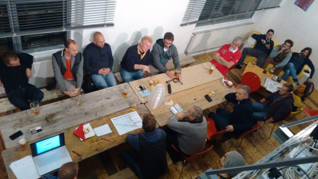 Steyr-Werke-Treffen vom 17.11.2016