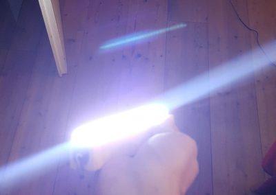 Was entsteht in den Steyr-Werken? Teil XXVI – Taschenlampe