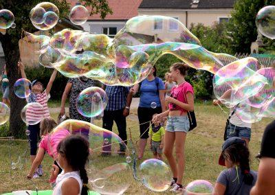 Wunderwelt der Seifenblasen
